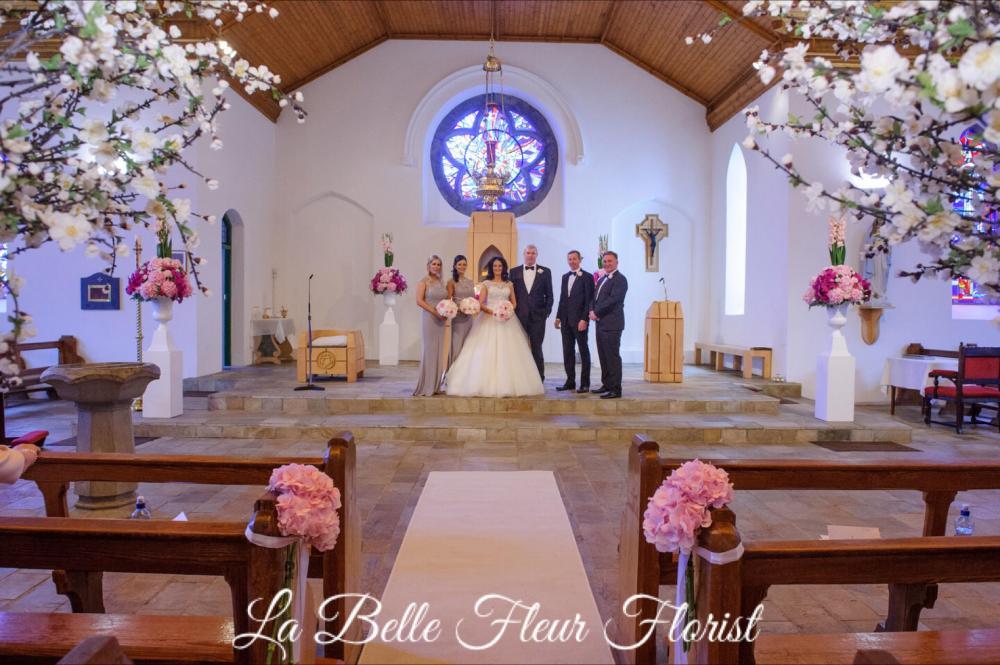 La belle fleur award winning interflora florist wedding for La belle fleur