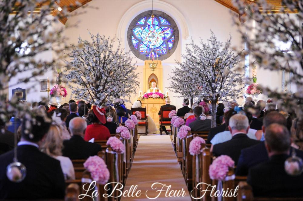 La Belle Fleur - Award Winning Interflora Florist, Wedding