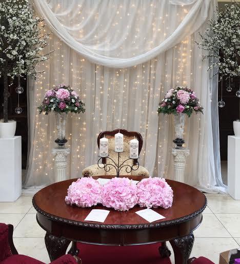 La Belle Fleur Award Winning Interflora Florist Wedding